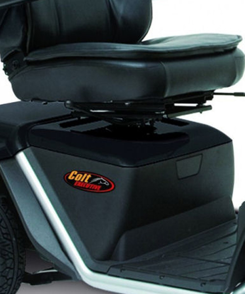The Colt Executive Scooter feature