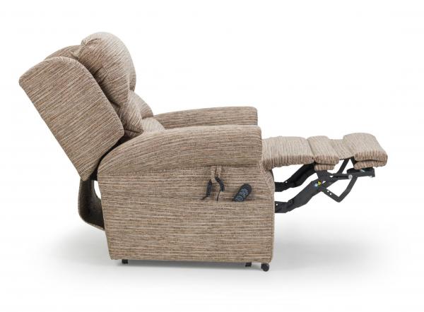 Riser recliner armchair, Taunton