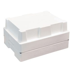 plastic step box