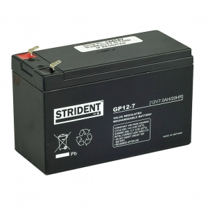 Strident battery GP12-7